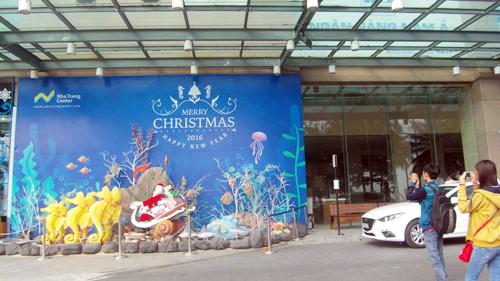 Mùa Noel trên phố biển Nha Trang - 1