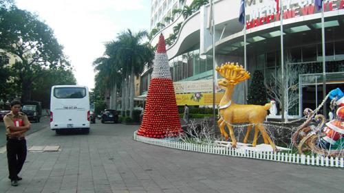 Mùa Noel trên phố biển Nha Trang - 7