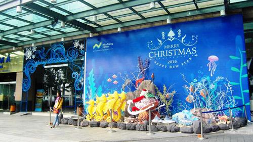 Mùa Noel trên phố biển Nha Trang - 2