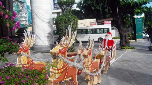 Mùa Noel trên phố biển Nha Trang - 5