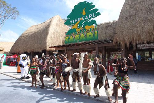 Khai trương Vinpearl Safari Phú Quốc -  Vườn thú hoang dã đầu tiên tại VN - 4