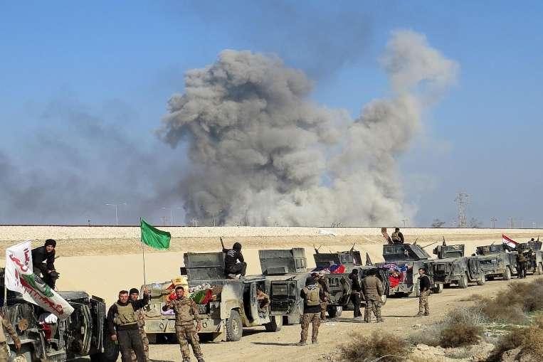 Quân đội Iraq sắp tái chiếm thành Ramadi từ tay IS - 1