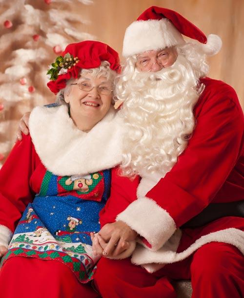Vợ của Ông già Noel là ai? - 2
