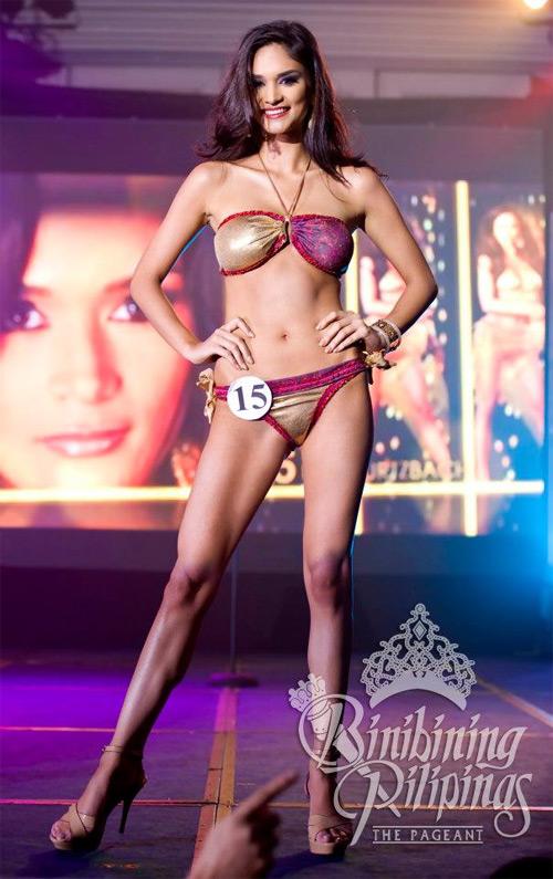 Vẻ đẹp đúng chuẩn sexy hiện đại của tân hoa hậu Hoàn vũ - 3