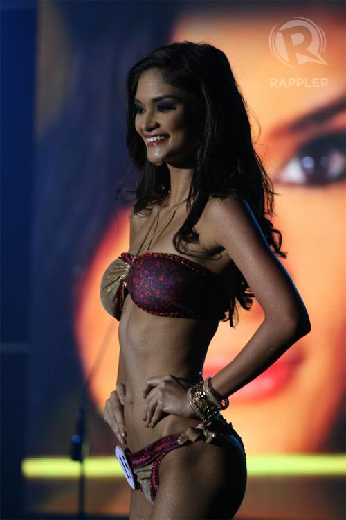 Vẻ đẹp đúng chuẩn sexy hiện đại của tân hoa hậu Hoàn vũ - 5