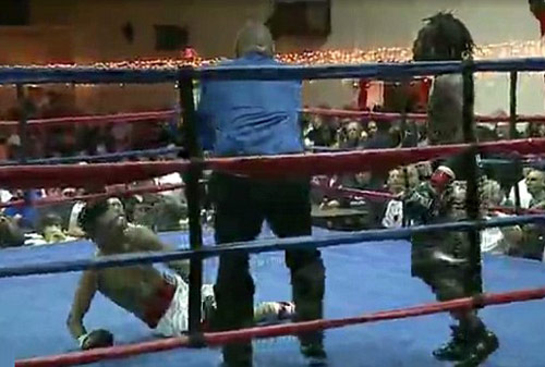Bi kịch boxing: Lần đầu lâm trận đã mất mạng - 2