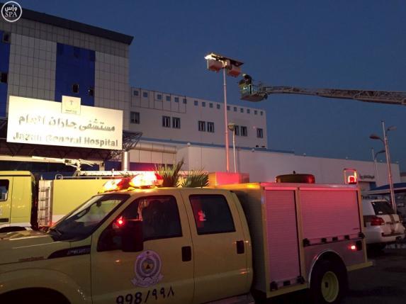 Cháy dữ dội bệnh viện Ả Rập Saudi, 132 người thương vong - 2