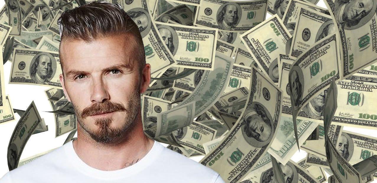 Vợ chồng David Beckham kiếm tiền giỏi nhất nước Anh - 3