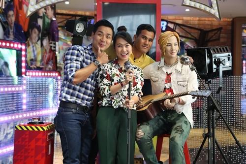 Phan Thanh Bình đã vui trở lại sau hôn nhân tan vỡ - 2