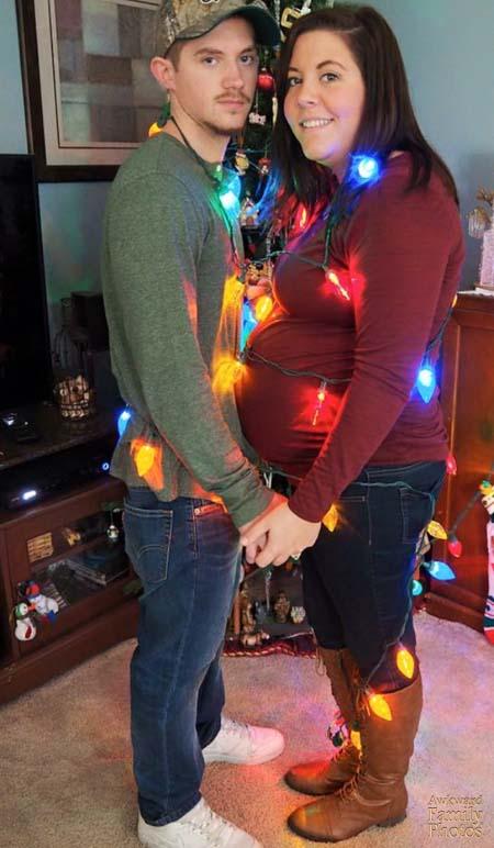 Những bức ảnh gia đình tệ nhất trong mùa Giáng sinh - 10