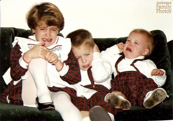 Những bức ảnh gia đình tệ nhất trong mùa Giáng sinh - 12