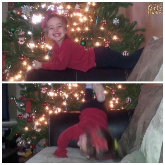 Những bức ảnh gia đình tệ nhất trong mùa Giáng sinh - 14