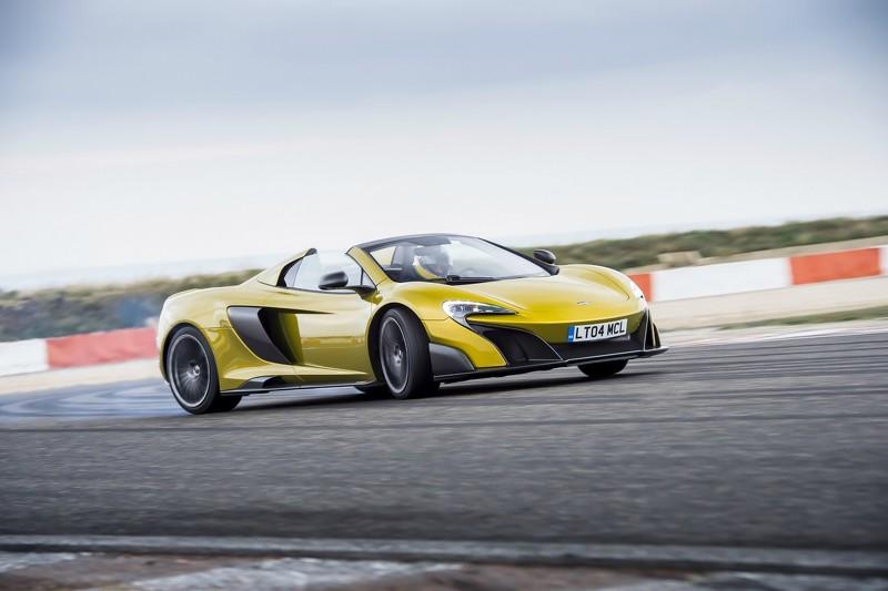 """McLaren 675LT Spider """"cháy hàng"""" trong vòng chưa đầy một tháng - 6"""