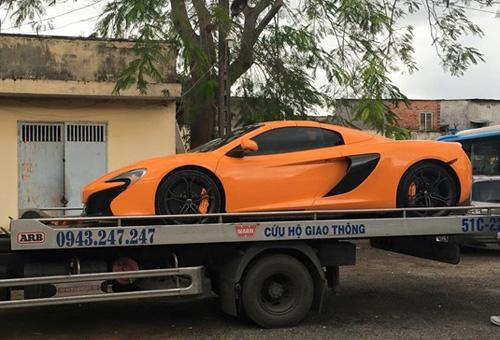 McLaren 650S Spider đầu tiên về Việt Nam - 1
