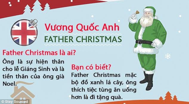 Bí mật giúp Ông già Noel phát nhanh quà cho cả thế giới - 2