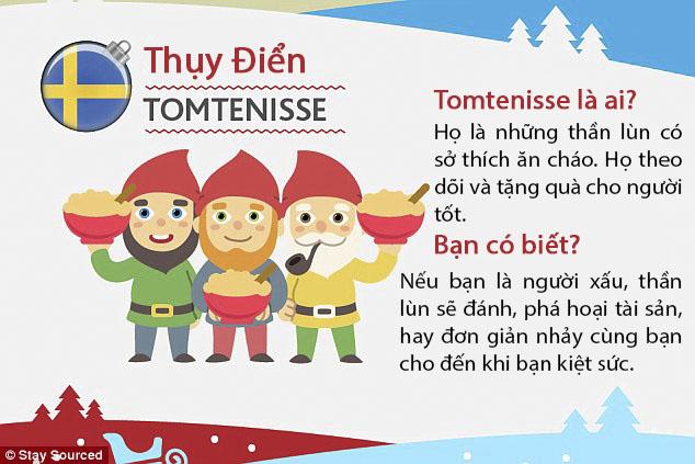Bí mật giúp Ông già Noel phát nhanh quà cho cả thế giới - 9