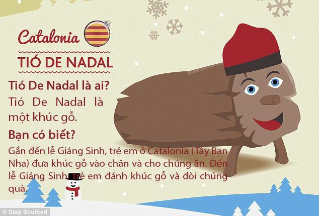 Bí mật giúp Ông già Noel phát nhanh quà cho cả thế giới - 12