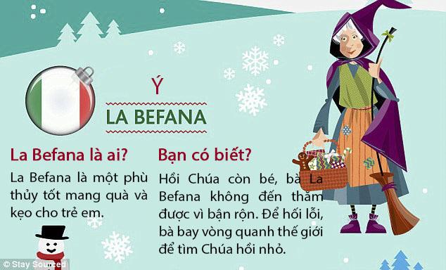 Bí mật giúp Ông già Noel phát nhanh quà cho cả thế giới - 6