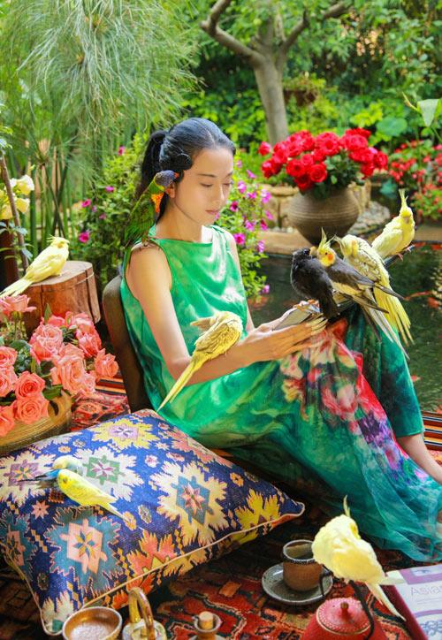 Mỹ nhân Hoa ngữ U60 trẻ như thiếu nữ nhờ không ăn cơm - 7