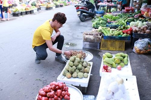 Khoảnh khắc: Hồ Quang Hiếu nấu bún bò, nhớ thuở cơ hàn - 4