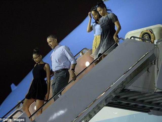 """Điểm đến """"bắt buộc"""" của nhà Obama mỗi dịp Giáng sinh - 1"""