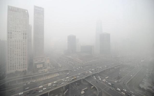 TQ: Tên trộm ra đầu thú vì ô nhiễm không khí ở Bắc Kinh - 1