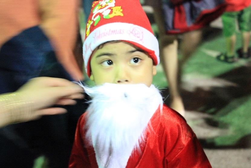 Không khí Giáng sinh an lành tràn ngập phố phường - 22