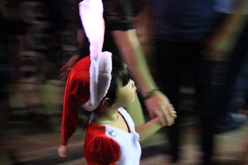 Không khí Giáng sinh an lành tràn ngập phố phường - 23