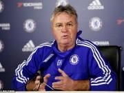 """Bóng đá - HLV Hiddink tâm sự việc làm """"lính cứu hỏa"""" ở Chelsea"""