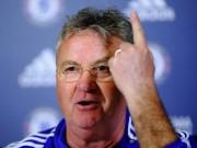 """Bóng đá - Hiddink chữa cháy ở Chelsea: Đừng mong chờ """"phép thuật"""""""