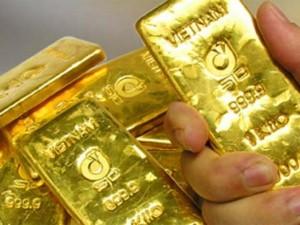 Tài chính - Bất động sản - Giá vàng lên xuống quanh mốc 33 triệu đồng/lượng, USD vẫn kịch trần