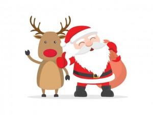 Tin tức trong ngày - [Infographic] Những bí mật thú vị về ông già Noel