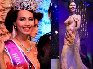 Đời sống Showbiz - Ngắm nhan sắc Hoa hậu chuyển giới Việt Nam đầu tiên