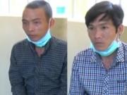 """Video An ninh - Bi hài 2 tên cướp bị bắt khi mang xe gian """"đi dạo"""""""