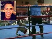 Thể thao - Bi kịch boxing: Lần đầu lâm trận đã mất mạng