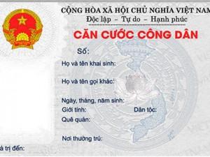 Tin tức Việt Nam - Thẻ căn cước công dân sẽ tiện lợi ra sao?