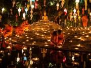 Du lịch - Loy Krathong – Lễ hội đẹp và cổ nhất Thái Lan