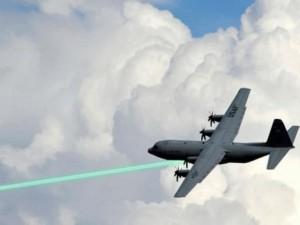Mỹ thử nghiệm vũ khí laser trên máy bay cường kích