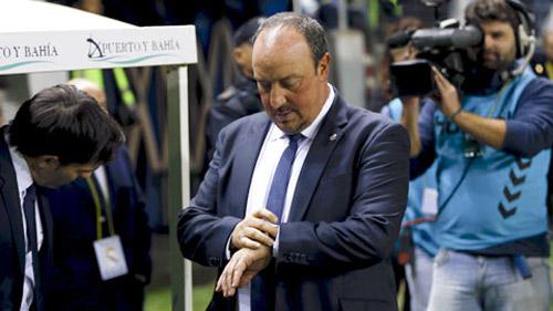 Real Madrid: Benitez không còn đường lùi - 1