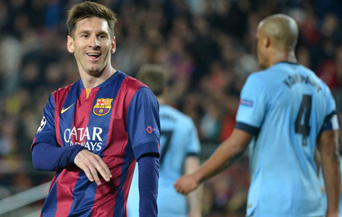 Man City chiêu mộ Pep làm bước đệm đón Messi - 2