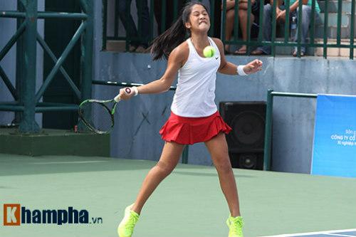 Giải mã tay vợt Việt kiều 13 tuổi có thể lực đáng nể - 2