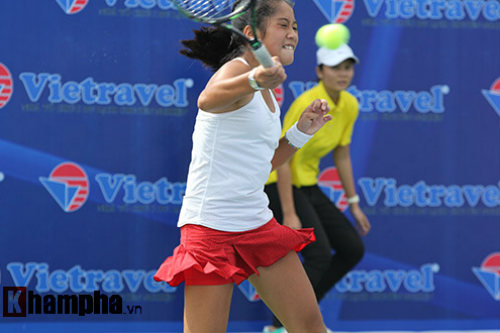 Giải mã tay vợt Việt kiều 13 tuổi có thể lực đáng nể - 3