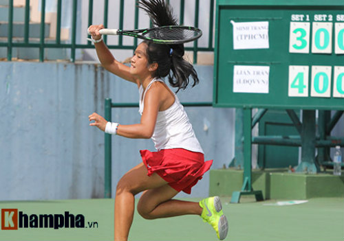 Giải mã tay vợt Việt kiều 13 tuổi có thể lực đáng nể - 4