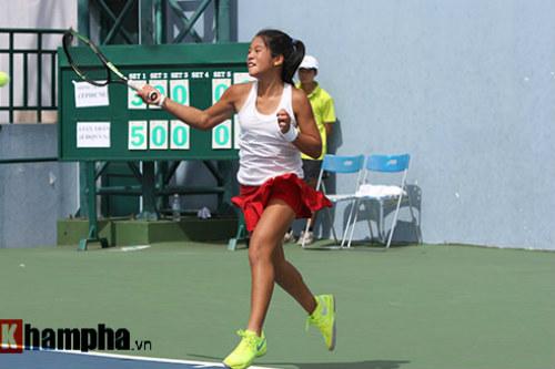 Giải mã tay vợt Việt kiều 13 tuổi có thể lực đáng nể - 5
