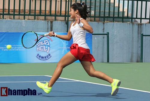 Giải mã tay vợt Việt kiều 13 tuổi có thể lực đáng nể - 6