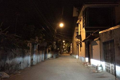 HN: Hai vợ chồng bán xổ số bị sát hại trong đêm - 1