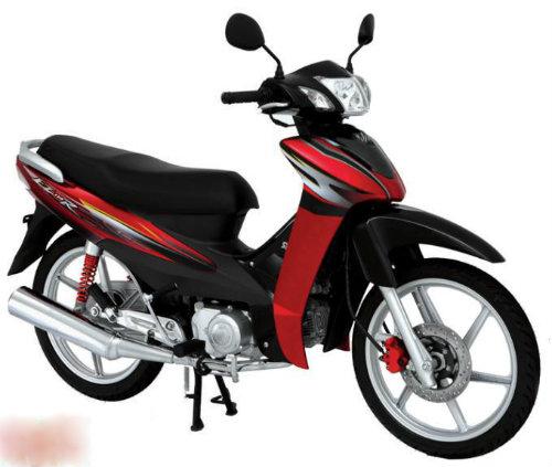 5 mẫu xe máy giá rẻ nhất Việt Nam năm 2015 - 2