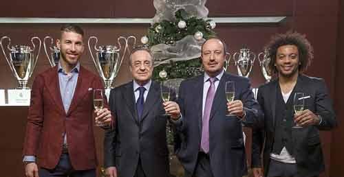 Fan Real không muốn Mourinho, Real giữ lại Benitez - 1
