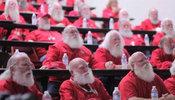 Ông già Noel cũng phải đi học - 1