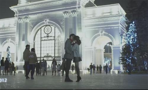 Nghẹn ngào clip Giáng sinh của người yêu tặng Ngọc Nữ - 2